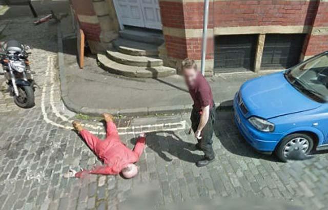 Misterios y usos de Google Street View