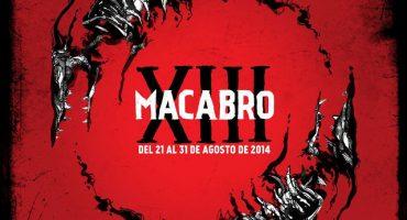 El cine de horror regresa a la Ciudad de México con Macabro XIII