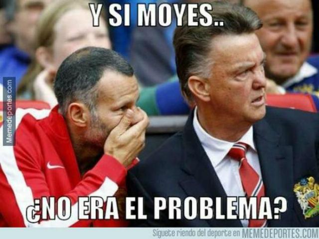 Y porque eran necesarios: los memes de la goleada que recibió el Manchester United