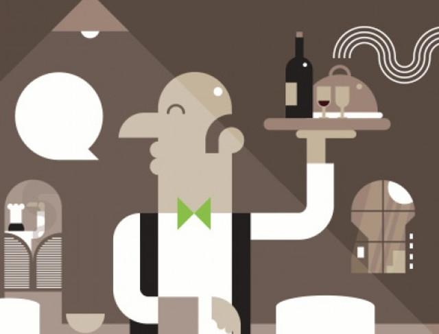 Secretos de restaurantes, revelados por los meseros