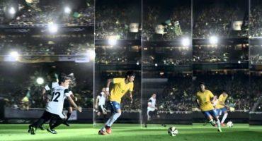 Neymar y su nuevo comercial para Nike lleno de espejos
