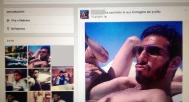 Por andar publicando fotos en Facebook, capo siciliano es detenido