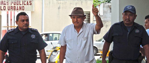 Por ir contra aumento en tarifa de agua, dan formal prisión a indígenas de QR