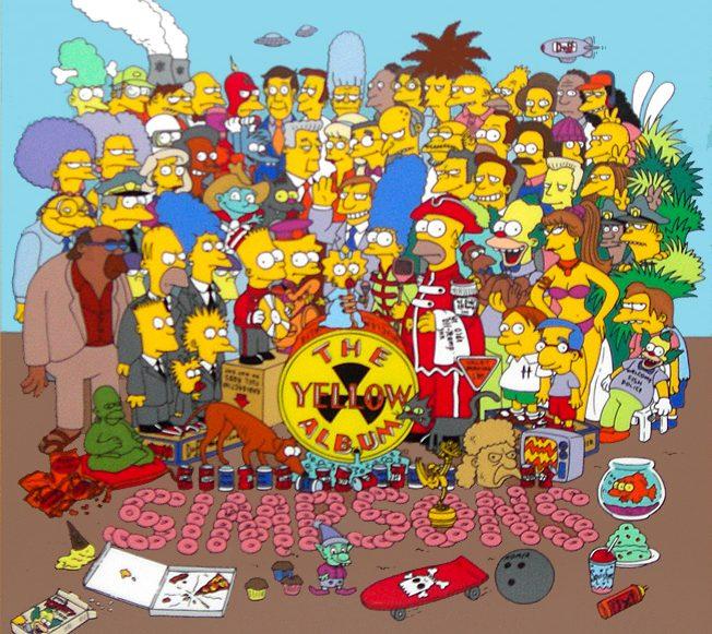 Todos Los Músicos Que Han Aparecido En Los Simpson En Orden