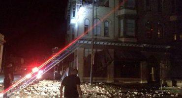 Sismo en San Francisco; el de mayor magnitud desde 1989