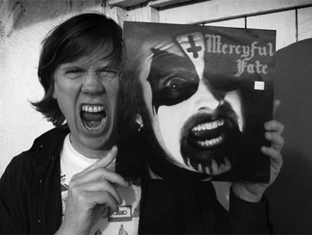 Thurston Moore y el Black Metal