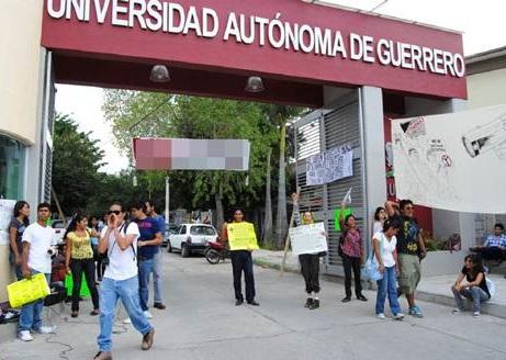 Inseguridad hace que Universidad de Guerrero cierre turnos vespertinos
