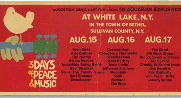 45 años de la nación hippie: el festival de Woodstock