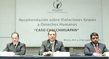 Concluye la CNDH que proyectil de la policía de Puebla mató al menor Alberto Tehuatlie