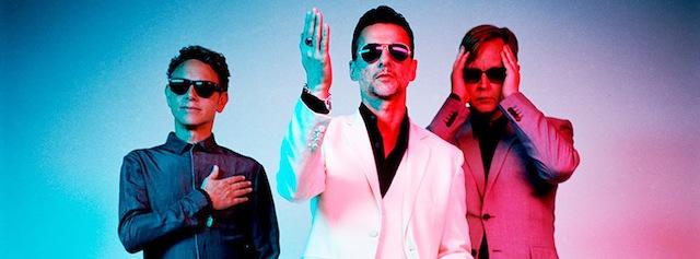 Todos los detalles del nuevo DVD y CD en vivo de Depeche Mode