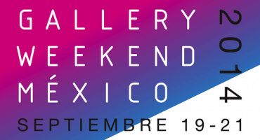 Arte contemporáneo para tus ojos: Hoy inicia el Gallery Weekend México