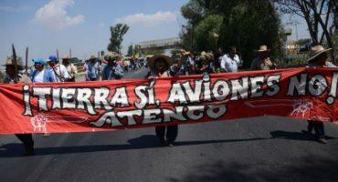 Juez admitió demanda de amparo del pueblo de Atenco contra venta de tierras