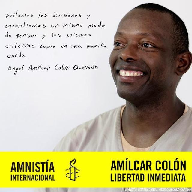¿Quién es Amílcar Colón? #AmilcarLibre
