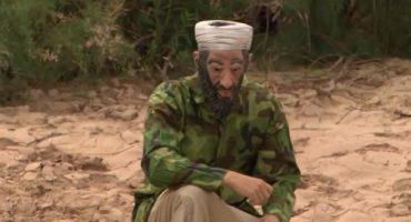 Video: Osama Bin Laden cruzando el Río Bravo