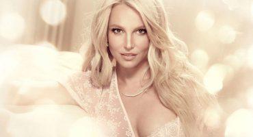 Britney Spears nos modela su propia marca de lencería
