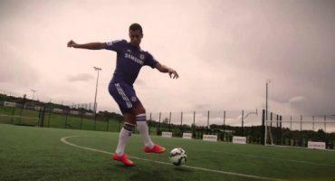 Miren este video lleno de trucos para el FIFA 15 cortesía de Eden Hazard