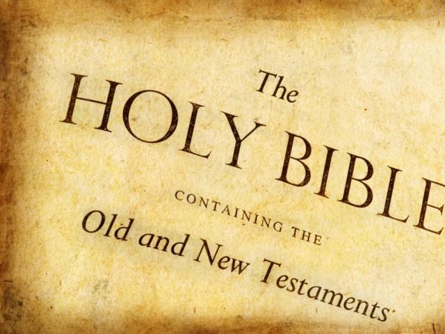 ¿Sabías todo esto sobre la Biblia?