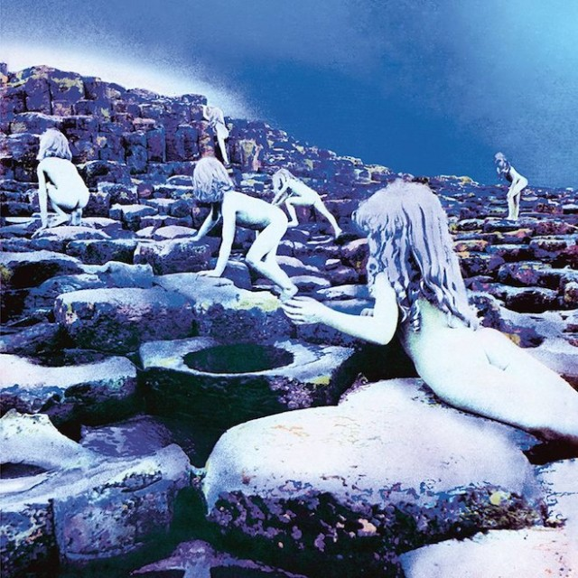 Escucha en exclusiva una nueva mezcla de The Rain Song de Led Zeppelin
