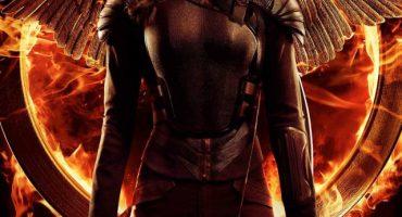 """Jennifer Lawrence es Katniss Everdeen en el nuevo póster de """"The Hunger Games: Mockingjay – Part 1″"""