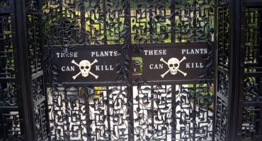 El jardín más peligroso del mundo
