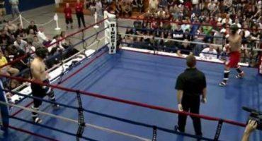 Video: Doble KO en un combate de Muay Thai