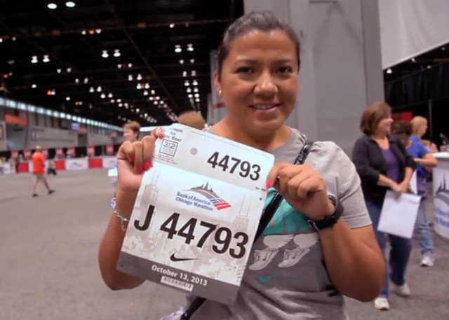 ¿Correrás el Maratón de Chicago? Este video te inspirará