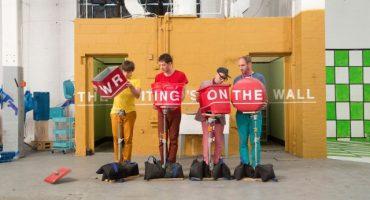 Ok Go acusa a Apple de copiar sin permiso el concepto de su video