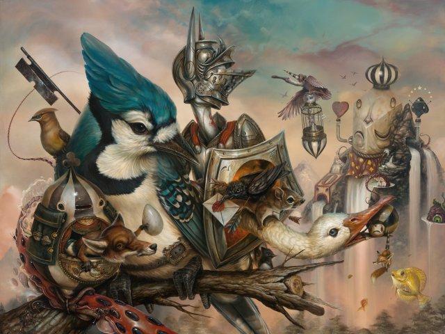 El artista del día: Greg 'Craola' Simkins