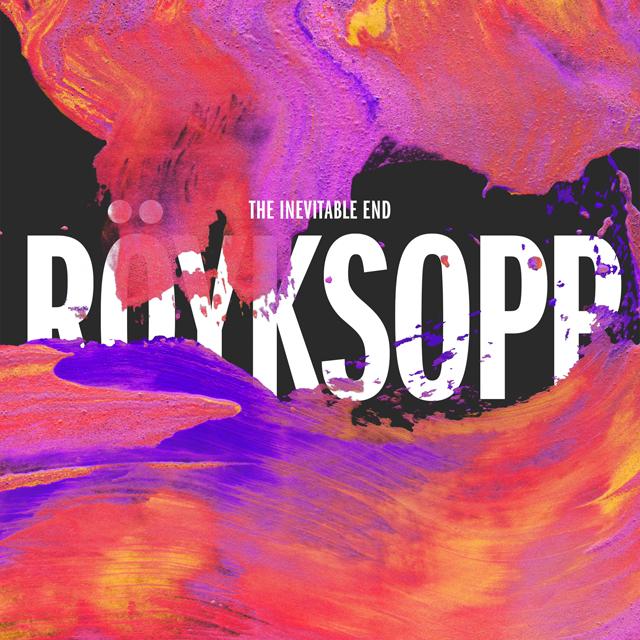 Röyksopp nos tiene su último álbum de estudio: