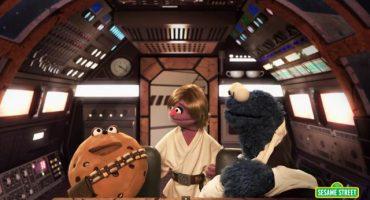 Star S'Mores: El universo de Star Wars, al estilo Plaza Sésamo