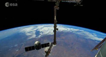 La tierra vista desde el espacio, en un espectacular timelapse HD