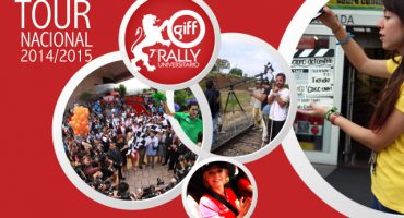 Ayuda al Festival Internacional de Cine de Guanajuato a realizar la gira del Rally Universitario