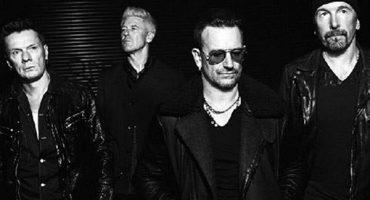 U2 llegó por primera vez al programa de Jools Holland