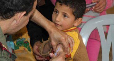 Trágica muerte de niños sirios por error en sus vacunas