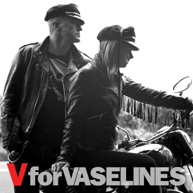 The Vaselines en un video de cine negro para