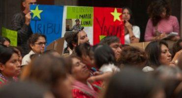 Autoridades de Sonora detienen a otro miembro de la comunidad yaqui