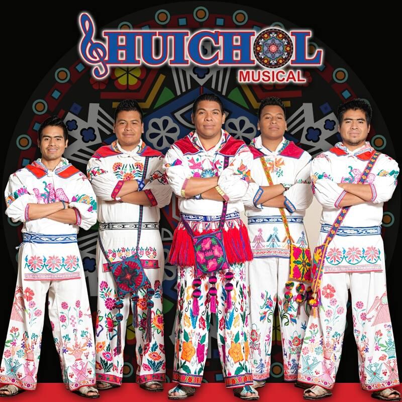 La fusión que nadie esperaba y que todos aman... conoce Huichol Musical