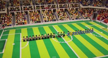 Revive el Southampton 8-0 Sunderland al puro estilo de Lego