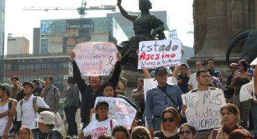 Eurodiputados pidieron suspender acuerdo México-UE por crisis de derechos humanos #Ayotzinapa