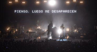 Massive Attack en El Plaza Condesa: Fotos y Setlist