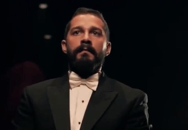 VIDEO: Presentan en vivo la canción sobre Shia LaBeouf caníbal... y es perfecta