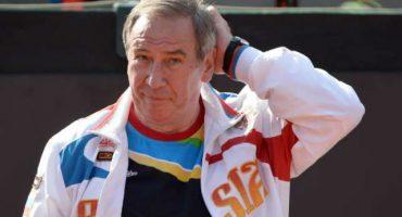 Presidente de la Federación Rusa de Tenis llamó