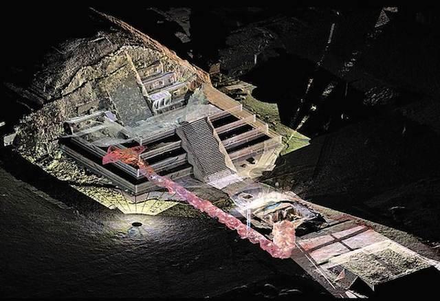 ¿Qué onda con la ofrenda que descubrieron en Teotihuacán?