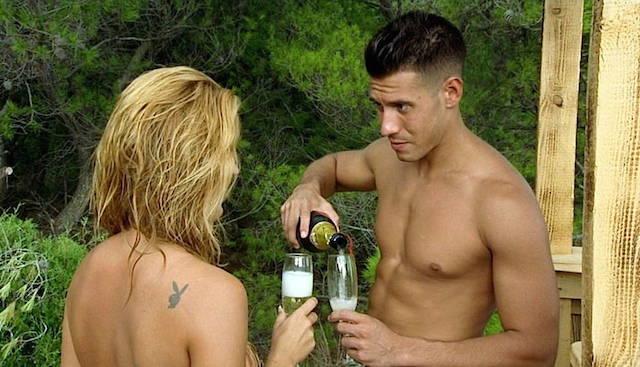 Adán y Eva: El nuevo reality show español sobre encuerados (NSFW)