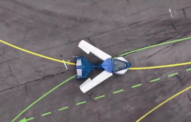Flying Roadster: El auto volador ya es una realidad