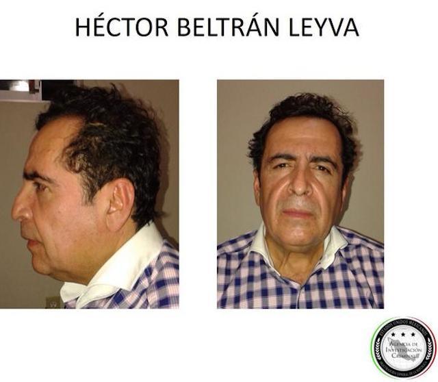 Juez frena extradición de Héctor Beltrán Leyva... hasta que confirmen que es el que busca EEUU