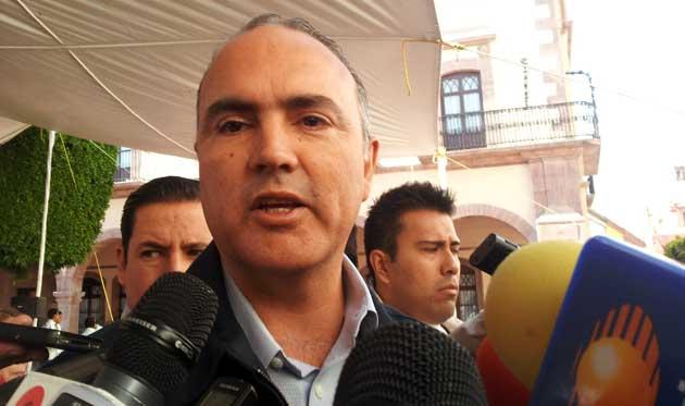 Me gusta el Teletón: gober de Querétaro; más de 86 mdp anuales por 10 años