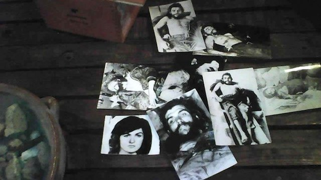 Descubren fotos inéditas de la muerte del Ché Guevara