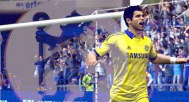 Video: Todos los goles de Diego Costa en el Chelsea, recreados en el FIFA 15