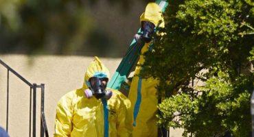 En Estados Unidos, se confirma el primer contagio de ébola